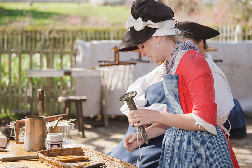 Colonial Williamsburg Careers - Opportunities  The Colonial Williamsburg Official History u0026 Citizenship Site & Colonial Williamsburg Careers - Opportunities : The Colonial ...
